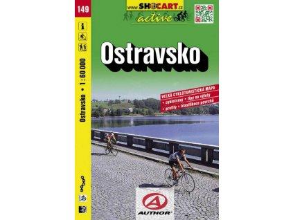 Ostravsko (cyklomapa č. 149)
