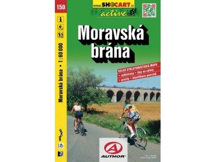 Moravská brána (cyklomapa č. 150)