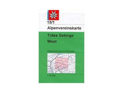 Totes Gebirge West (letní + zimní) – AV15/1