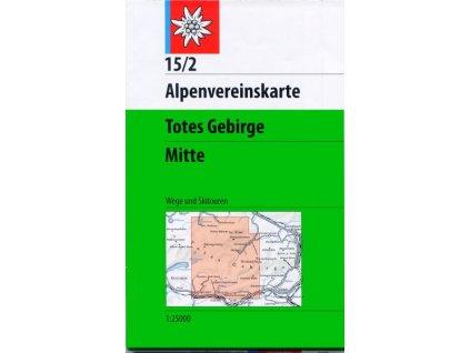 Totes Gebirge Mitte (letní+zimní) – AV15/2