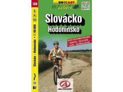 Slovácko - Hodonínsko (cyklomapa č. 169)