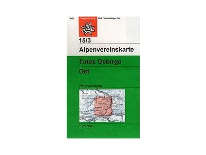 Totes Gebirge Ost (letní + zimní) – AV15/3