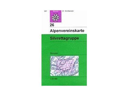 Silvretta (zimní) – AV26