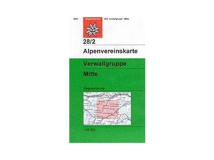 Verwallgruppe, Mitte (letní) – AV28/2