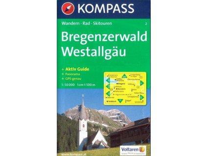 Bregenzerwald, Westallgau (Kompass - 2)