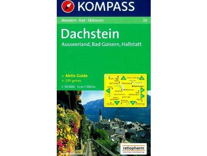 Dachstein, Ausseerland, Bad Goisern, Hallstatt (Kompass - 20)