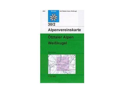 Ötztaler Alpen, Weißkugel (zimní) – AV30/2