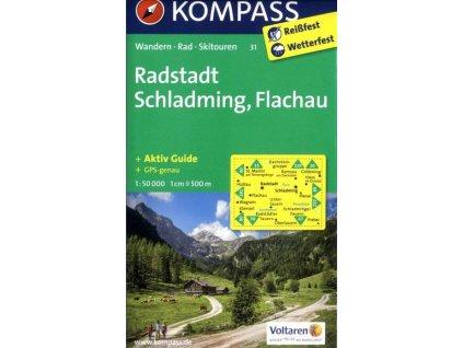Radstadt, Schladming, Flachau (Kompass - 31)