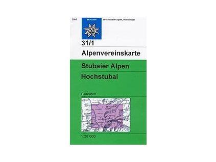 Stubaier Alpen, Hochstubai (letni + zimní) – AV31/1