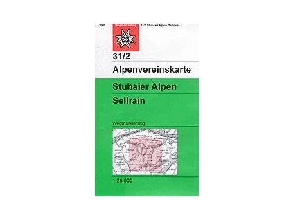 Stubaier Alpen, Sellrain (letní) – AV31/2