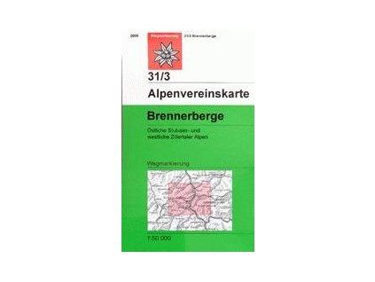 Brennerberge (letní) – AV31/3