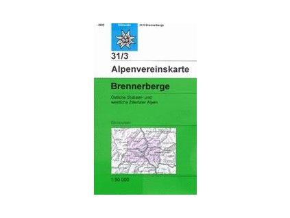 Brennerberge (zimní) – AV31/3