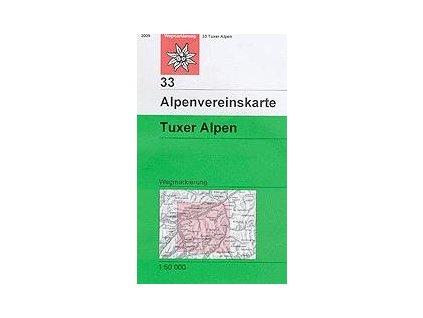 Tuxer Alpen (letní) – AV33