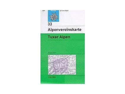 Tuxer Alpen (zimní) – AV33