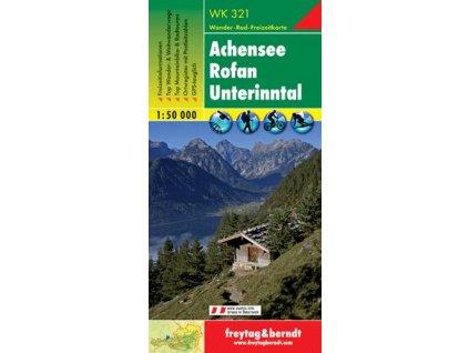 Achensee, Rofan, Unterinnta (WK321)