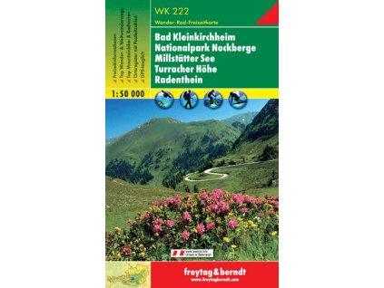 Bad Kleinkirchheim, NP Nockberge, Millstatter See, Turracher Höhe, Radenthein (WK 222)