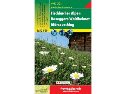Fischbacher Alpen, Roseggers Waldheimat, Mürzzuschlag (WK021)