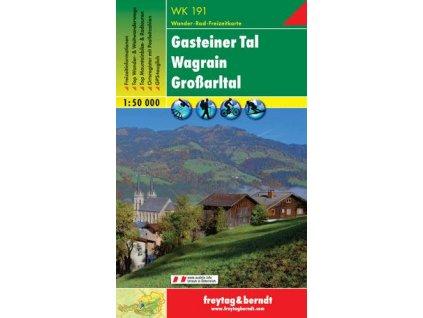 Gasteiner Tal, Wagrain, Großarltal (WK191)