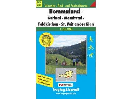 Hemmaland, Gurktal, Metnitztal, Feldkirchen, St. Veit (WK231)