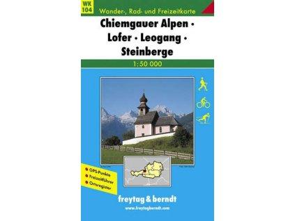 Chiemgauer Alpen, Lofer, Leogang (WK104)
