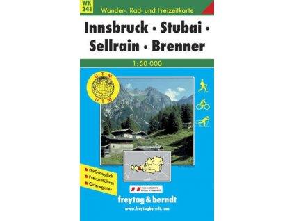 Innsbruck, Stubai, Sellrain, Brenner (WK241)