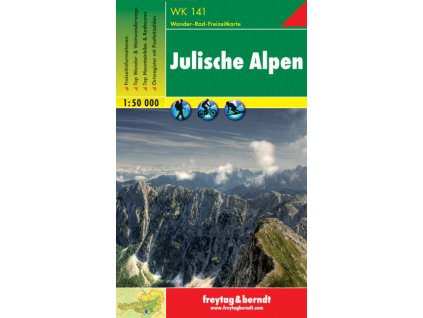 Julische Alpen - Julské Alpy (WK141)