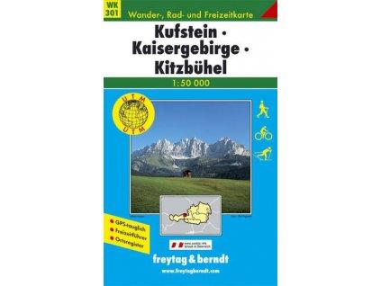 Kufstein, Kaisergebirge, Kitzbühel (WK301)