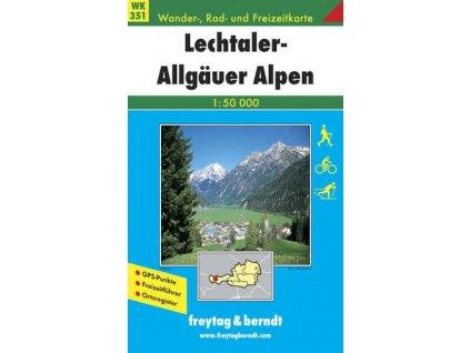 Lechtaler, Allgauer Alpen (WK351)