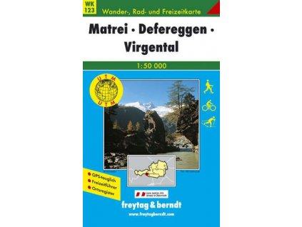 Matrei, Defereggen, Virgental (WK123)