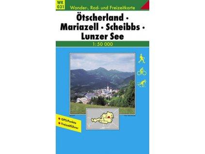 Ötscherland, Mariazell, Erlauftal, Lunzer See, Scheibbs (WK031)