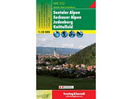 Seetaler Alpen, Seckauer Alpen, Judenburg, Knittelfeld (WK212)