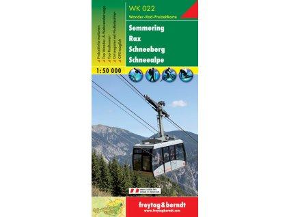Semmering, Rax, Schneeberg, Schneealpe (WK022)