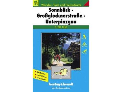 Sonnblick,  Grossglocknerstrasse,  Unterpinzgau (WK193)