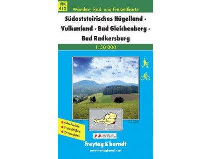 Südsteirisches Hügelland, Vulkanland (WK412)