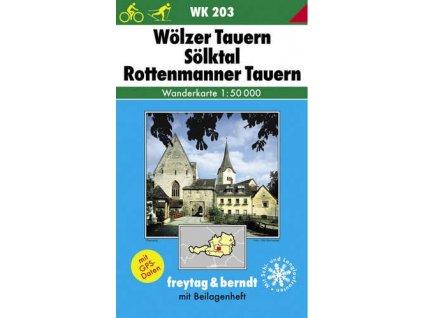 Wölzer Tauern, Sölktal, Rottenmanner Tauern (WK203)