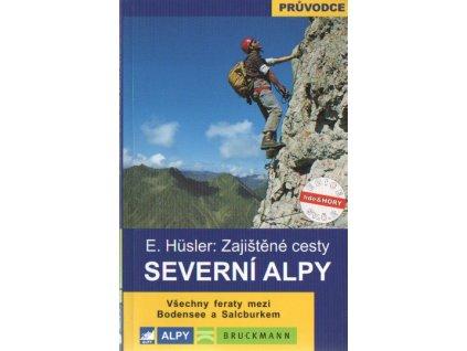 Zajištěné cesty – severní alpy