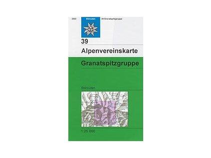 Granatspitzgruppe (zimní) – AV39