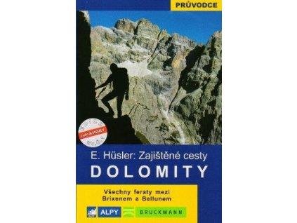 Zajištěné cesty – Dolomity
