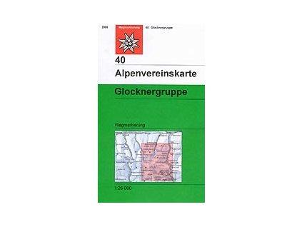 Glocknergruppe (letní) – AV40