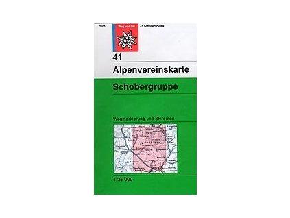 Schobergruppe (letní + zimní) – AV41