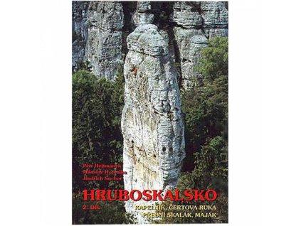 Hruboskalsko 2. díl - horolezecký průvodce