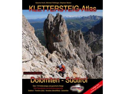 Klettersteig Atlas Dolomiten & Südtirol