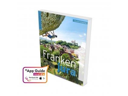 climbing guide book frankenjura sportklettern 9783956111440