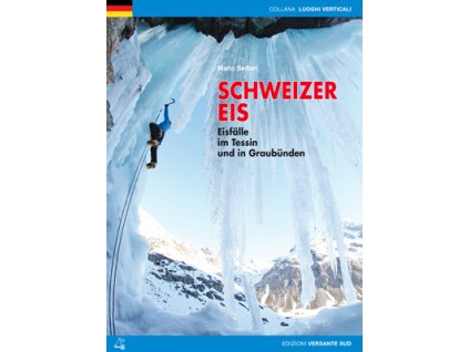 Schweizer Eis - lezení ledů ve Švýcarsku