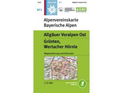 Allgäuer Voralpen Ost, Grünten, Wertacher Hörnle (DAV 3)