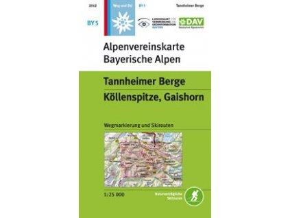 Tannheimer Berge, Köllenspitze, Gaishorn  (DAV 5)