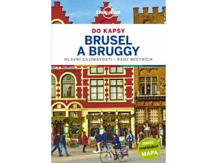 Brusel a  Bruggy do kapsy