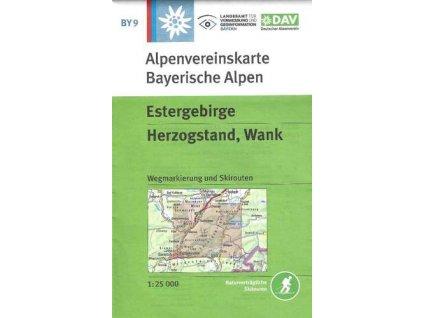 Estergebirge, Herzogstand, Wank (DAV 9)