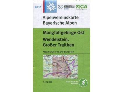 Mangfallgebirge Ost, Wendelstein  (DAV 16)