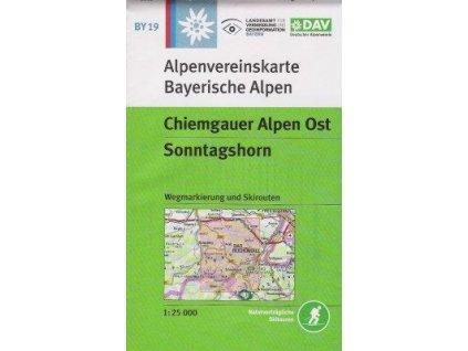 Chiemgauer Alpen Ost, Sonntagshorn (DAV 19)